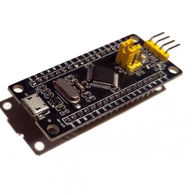 Zephyr stm32 board